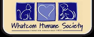 Logo for Whatcom Humane Society